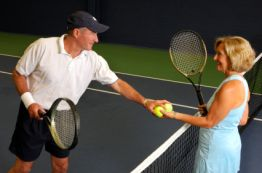 Tennis fitness will give you the power and control you need for winners.